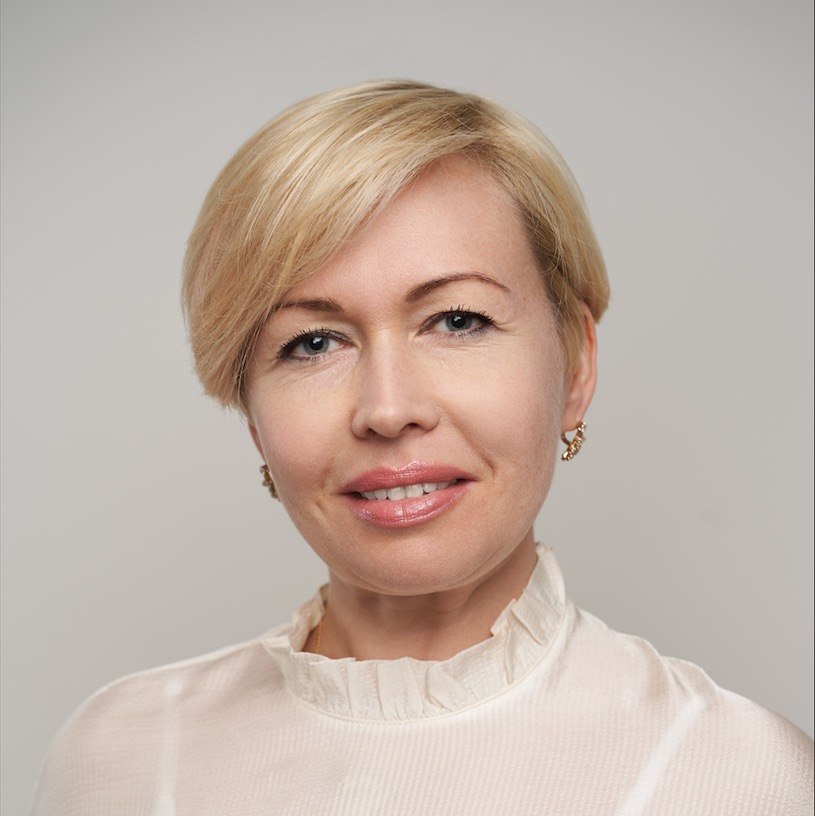 Nadezhda Pukshanskaya Marketing Director